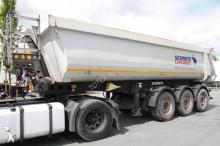 semi remorque Schmitz Cargobull SKI 3 AXLE TIPPER SCHMITZ GOTHA SKI 24 - 7.2 24 m3