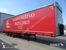 semirimorchio Kögel Curtainsider Mega