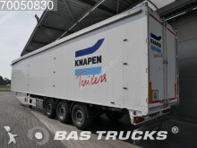semi remorque Knapen K100 Alu Trailer 89m3