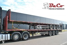 semi remorque Pacton T3 001 - BPW AXLES -