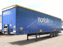 Krone BPW DRUM BRAKES SLIDINGROOF DOORS semi-trailer
