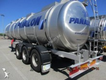 semirremolque cisterna productos químicos Indox