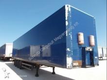 semi remorque fourgon Schmitz Cargobull