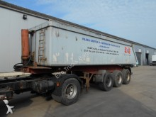 semirimorchio Carnehl STEEL SUSPENSION / BPW-axles