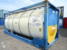 semirimorchio Van Hool 23.000L Tankcontainer, 1 comp., T11, UN Portable