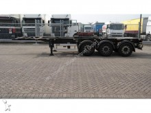 semirimorchio Van Hool 3 AXLE CONTAINER TRAILER