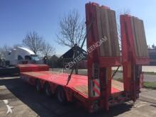 semirremolque Faymonville dieplader met oprijbruggen STZ-3U