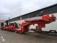 semirimorchio Scheuerle 8 AXLE LOW LOADER WITH 2 AXLE DOLLY