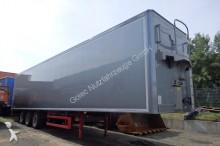 semi remorque Knapen K100 Schubboden Walkingfloor 92m³ Liftachse -TÜV
