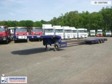 Broshuis 3-axle semi lowbed extendable 19.3M semi-trailer