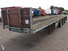 semi remorque Floor HEAVY DUTY TRAILER BPW AXLES