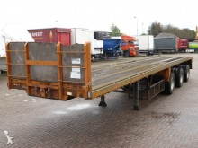 semi remorque Floor HEAVY DUTY TRAILER DOUBLE TYRES