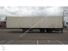 semirimorchio Draco 2 AXLE CLOSED BOX ISOTHERM