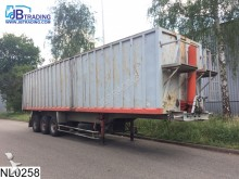 semi remorque Benalu kipper 70 M3, Steel suspension