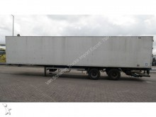 semirimorchio Draco 2 AXLE CLOSED BOX ISOTHERM TRAILER