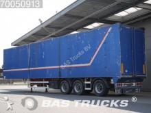semi remorque Knapen 91m3 Lift+Lenkachse K200 Walking Floor Cargo Flo