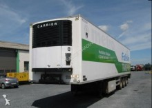 semi remorque Chereau with Carrier