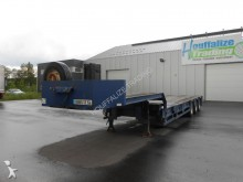 semirremolque Castera expandable low loader - full steel