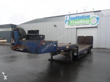 semirimorchio Castera Low loader 2 axles