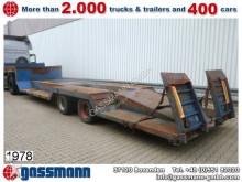 semirimorchio trasporto macchinari Langendorf