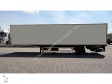 semi remorque Draco 1 AXLE ISOTHERM CLOSED BOX
