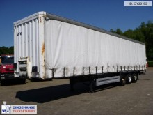 semi remorque Krone Curtain side trailer 93 m3