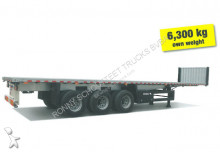 new flatbed semi-trailer