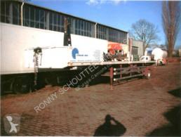 semiremorca platformă Reisch