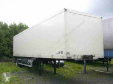 Ackermann refrigerated semi-trailer