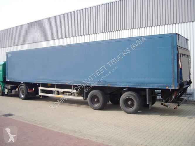 Schmitz SKO 20 semi-trailer