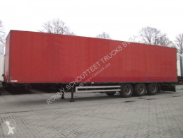 Sommer box semi-trailer