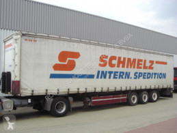 Kögel flatbed semi-trailer