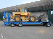 Müller-Mitteltal heavy equipment transport semi-trailer
