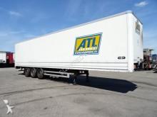 semirimorchio Van Hool SAF+DISC, full chassis, new MOT (APK)