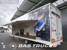 semirimorchio furgone Contar