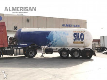 Interconsult powder tanker semi-trailer