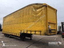 semi remorque Don-Bur Curtainsider step-frame Double deck
