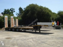 transport utilaje Faymonville max trailer 100 8.6 TABLE ELEVATRICE