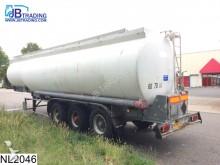 semirimorchio Fruehauf Fuel 40000 Liter, 9 Compartments, Steel suspensi