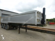 semi remorque Montracon 3 axle tipper