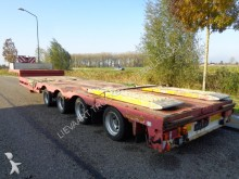 semi remorque Nooteboom 4-Axle Lowbed / BPW Axles