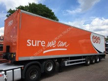 semi remorque LAG 3 axle box trailer