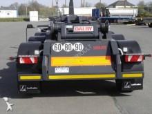semi remorque Lecitrailer 3 EV - BENNE AMO