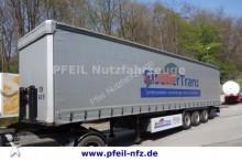 n/a Burg Silvergreen Tautliner-Lift-SAF-Palettenkas semi-trailer