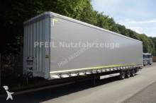 semirimorchio Krone SD Megaliner-SAF-LIFT-2x E-Halter-Hubdach