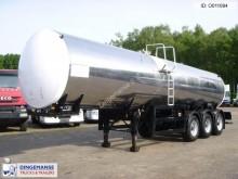 n/a TCL Food tank inox 30 m3 / 1 comp semi-trailer