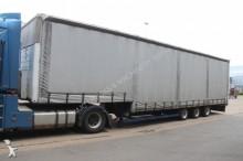 semi remorque Schmitz Cargobull 3-axles JUMBO - BPW - AIR SUSP. - SEMI LOWLOADER