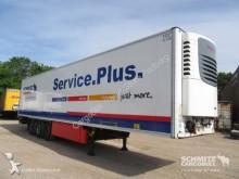 semi remorque Schmitz Cargobull Tiefkühlkoffer Standard Doppelstock Ladebordwand
