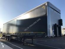 semi remorque Kögel 3 essieux - Année 2012 - Location courte durée possible - 2m70