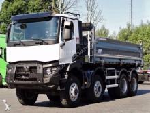 n/a K 460 XTREM / / 3 STRONNY WYWROT / HYDROBURT semi-trailer
